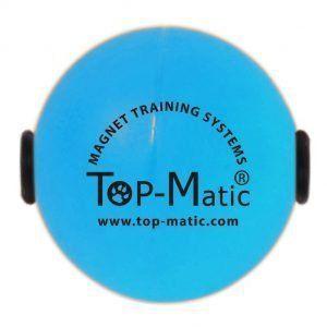 Pelota magnética azul TopMatic.