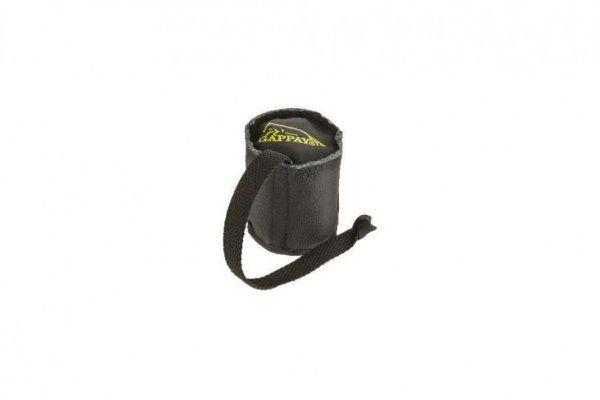 Gappay barril de cuero con cuerda