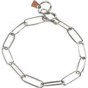 collar de eslabones HS spenger de acero inoxidable de 3mm
